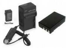 EN-EL9 En-EL9A Battery + Charger for Nikon DSLR D40 D40X D60 D3000 D5000 Camera