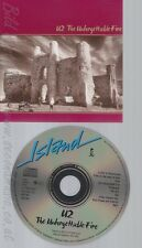 CD--U2 -- -- UNFORGETTABLE FIRE --