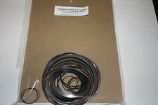 REXROTH NEW REPLACEMENT SEAL KIT FOR MCR05-B4 SINGLE SPEED WHEEL/DRIVE MOTOR