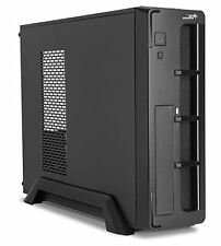 Sentey Slim Serie Computer Case Atx Itx Slim (Ss1-2429) Black Open Box