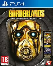 Borderlands: The Handsome Collection (Sony PlayStation 4) NEW! UK PAL ��