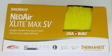 THERM~A~REST NeoAir XLite MAX SV Air Pad/Mattress, L Large NEW!!!