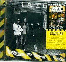 t.A.T.u DANGEROUS AND MOVING DELUXE LIMITED CD+DVD SEALED