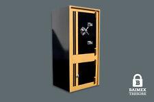 ANTIK TRESOR SAFE GELDSCHRANK 145KG 2 SCHLÜSSEL SYSTEM mit DEMO-VIDEO BAIMEX