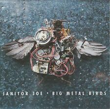 Janitor Joe ‎– Big Metal Birds    new xd  Rock