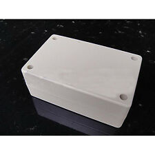 80x50x32mm Inner 75x45mm small Panel Case Connection Box Plastic Housing