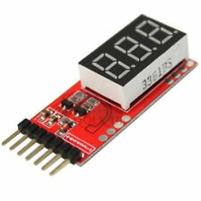 2S-6S RC Lipo battery Tester Voltage Indicator Meter - UK SELLER #523