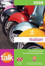 Talk Italian by Alwena Lamping (Mixed media product, 2006) NEW SEALED