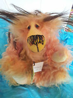 Barbara Ann collectors mohair Bear - a one of a kind