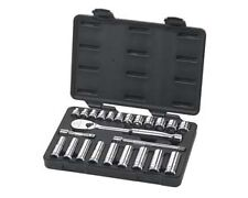 Gearwrench 80559 24 Pc. 3/8 Drive Metric Socket Set