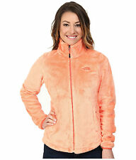 New Womens The North Face Ladies Osito Fleece Jacket Orange XS