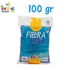 LANA SINTETICA 100 GR FIBRA BIOS PER FILTRO ACQUARIO OVATTA FIBRA VETRO PERLON