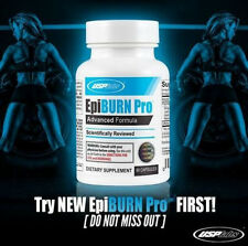 USP Labs EpiBURN Pro Advanced Thermogenic 90 Caps NEW