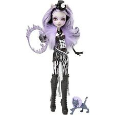 MONSTER High Freak DU Chic CLAWDEEN WOLF bambola-nuovo con scatola