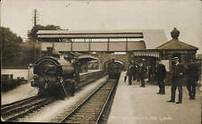 Shepton Mallet Great Western Railway Station # 11151 by Chapman & Son.