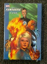 Ultimate Fantastic Four Vol 1 HC Hardcover Collecting #1-12 Sealed Marvel