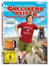 DVD Gullivers Reisen (2010) JACK BLACK Jason Segel, Emily Blunt