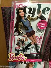 Barbie Life In Dreamhouse Fashionistas Style 100+ Look Glam Luxe Raquelle Doll