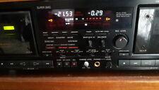 doppia piastra SONY AX PRO TC-WR870 - funzionante - il massimo da una piastra