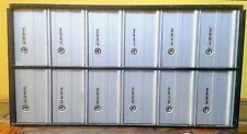 PO Boxes Commercial Mailboxes, Rear Loading, USPS UPS PO BOX Post Office Bo