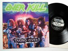 Overkill-taking over LP 1987-noise Rec. N 0069