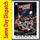 GEORDIE SHORE Complete Season TV Series 4 DVD Box Set R4 New & Sealed