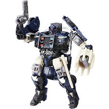 TRANSFORMERS 5 The Last Knight Movie Premier Edition Deluxe Barricade FIGURE NEW