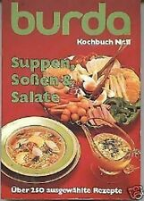 Suppen, Soßen & Salate