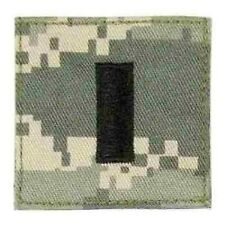 US ARMY Military clothing rank OFFICER 1st LIEUTENANT ACU Uniform UCP patch