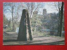 POSTCARD DURHAM SCULPTURE - RIVER WAER CAMERA OBSCURA