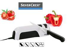 Elektrischer Messerschärfer elektrisch Schärfgerät Schleifgerät Messerschleifer