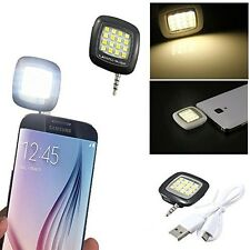 Portable Mini Selfie LED Flash / Blitz Archos 40b 40c Titanium - Selfie Flash