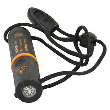 Survival Emergency Camping Fire Starter with Compass and Emergency Whistle