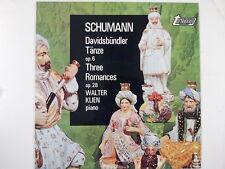 LP SCHUMANN Davidsbuendler Taenze, Walter Klein TV34379