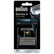 Braun 51S Replacement 8000 Series Type # 5643 5644 5645 5646 5647 5649 5757 5652