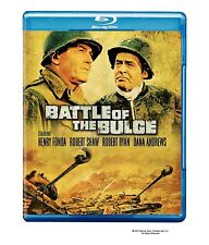 BATTLE OF THE BULGE (1965 Henry Fonda)  -  Blu Ray - Sealed Region free
