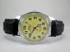 100% AUTHENTIC VINTAGE HMT PILOT 17J WINDING WRIST WATCH FOR MENS WEAR