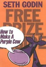 Free Prize Inside: How to Make a Purple Cow-ExLibrary