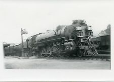HH425 RP 1940s? C&O CHESAPEAKE & OHIO RAILROAD TRAIN ENGINE #545