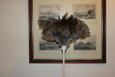 one soft floss ostrich feather dusters 800MM - 50 grm feather head 1st grade