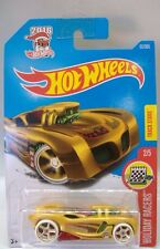 HOTWHEELS TRACK STARS 2/5 HOLIDAY RACERS 16 ANGELS 52/365 HAPPY HOLIDAYS