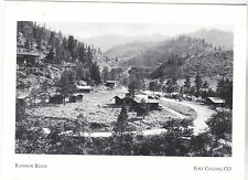 """*Postcard-""""Rainbow Ridge"""" (Replaced by Pone Vu Lodge) *Fort Collins, Co. (#168)"""