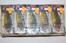 estate sale old cotton cordell rattlin spot dealer box sealed perch 10 lure 2796