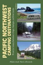 Pacific Northwest Camping Destinations: RV and Car Camping Destinations in Orego