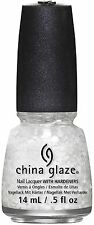 China Glaze Nail Polish - CHILLIN' WITH MY SNOW-MIES - .5oz - 81936