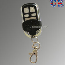 2 x NEW DESIGNED ALARM METALLIC WIRELESS REMOTE CONTROL CONTROLLER KEYFOB
