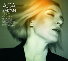 Aga Zaryan - Ksiega olsnien (CD) NEW