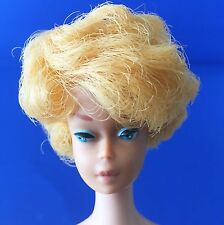 VINTAGE BARBIE BUBBLECUT DOLL BLONDE HAIR 1963 TLC
