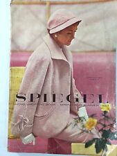 Vtg 1954 SPRING & SUMMER SPIEGEL CATALOG fashion toys RADIO FLYER household 1283