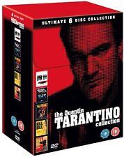 Tarantino Collection (DVD, 2008, 6-Disc Set, Box Set)